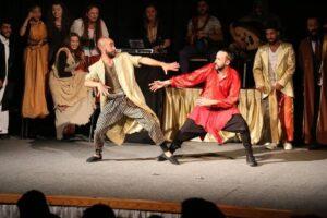 """2018.03.19 Abu Dis Uniwersytet 8 6 preview 1 - Ośrodek Praktyk Teatralnych """"Gardzienice"""""""