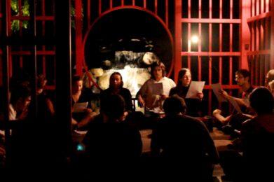 """02 z Music Work SInt 2012 f.I.Houlker - Ośrodek Praktyk Teatralnych """"Gardzienice"""""""