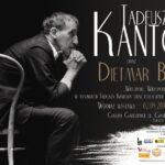 Plakat wystawy Tafeusza Kantora oraz Dietmar Buhrehr