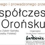 Baner Kolekcji Muzeum Rzeźby Współczesnej Centrum Rzeźby Polskiej w Orońsku
