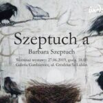 plakat - Barbara Szeptuch - Szeptucha