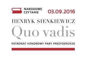 """Narodowe czytanie Quo vadis - Ośrodek Praktyk Teatralnych """"Gardzienice"""""""